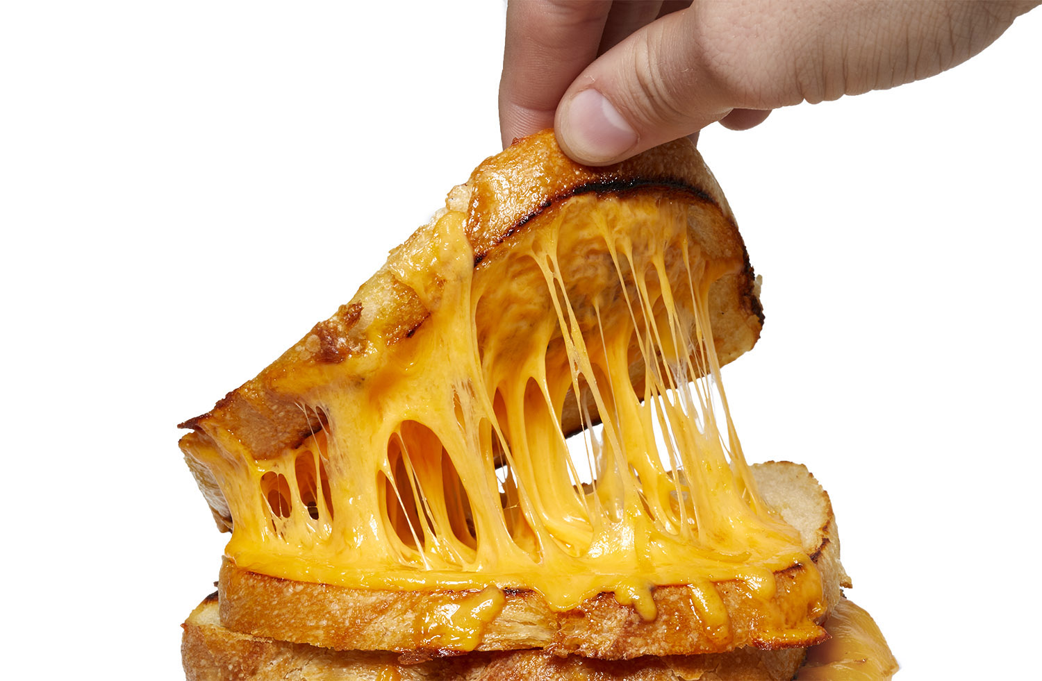 grilled cheese pull