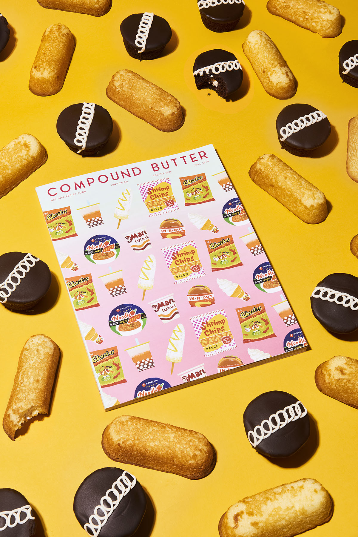 Compund Butter – Junk Food – Hostess – web