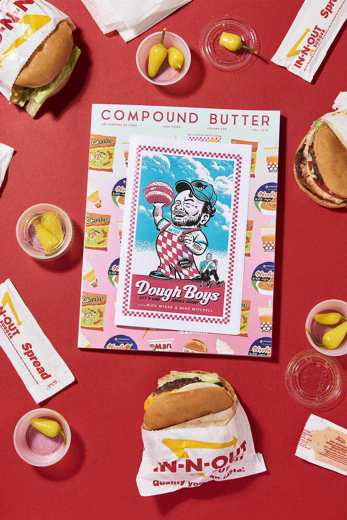 Compund Butter – Junk Food – Innout Red + Dough Boy – web